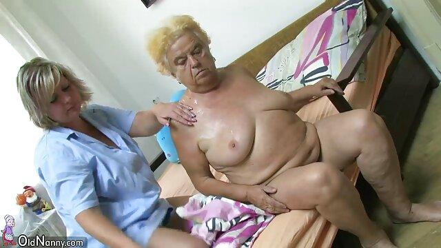 Erika Blue es xx viejitas aniquilada analmente por Jean-Yves Le Castel
