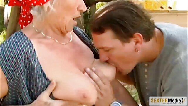 Chica cachonda videos gratis de viejitas teniendo sexo con gafas
